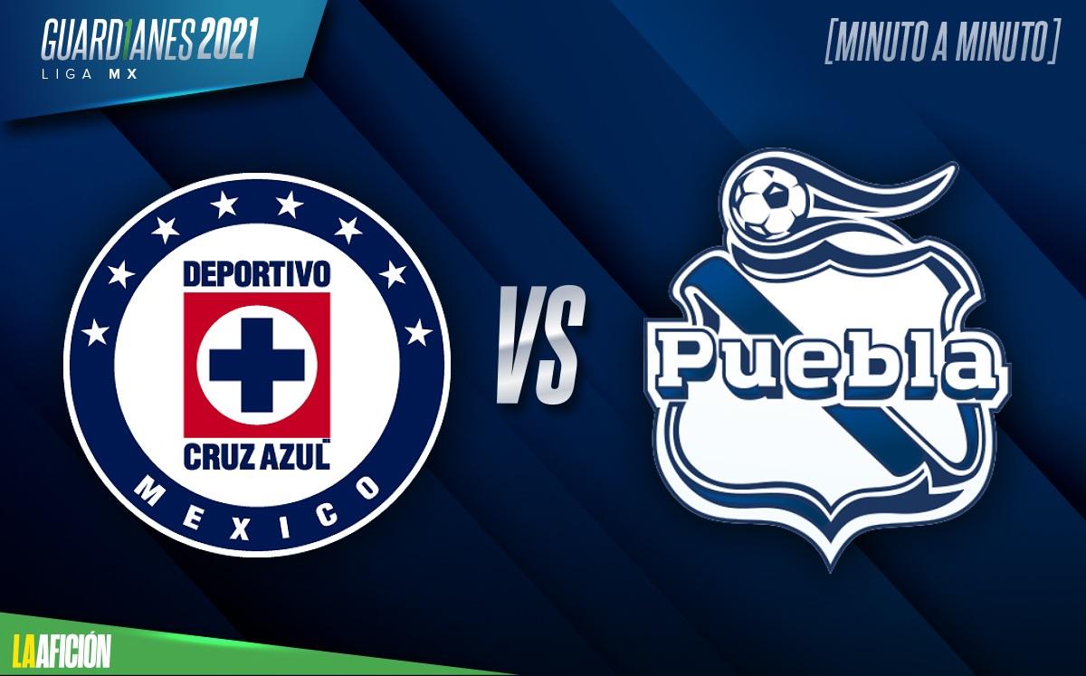 Cruz Azul vs Puebla EN VIVO. Partido de la Jornada 2 de la Liga MX