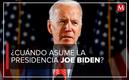 Joe Biden será el presidente 46 de Estados Unidos. | Foto: AP; Diseño: Marco Villagómez