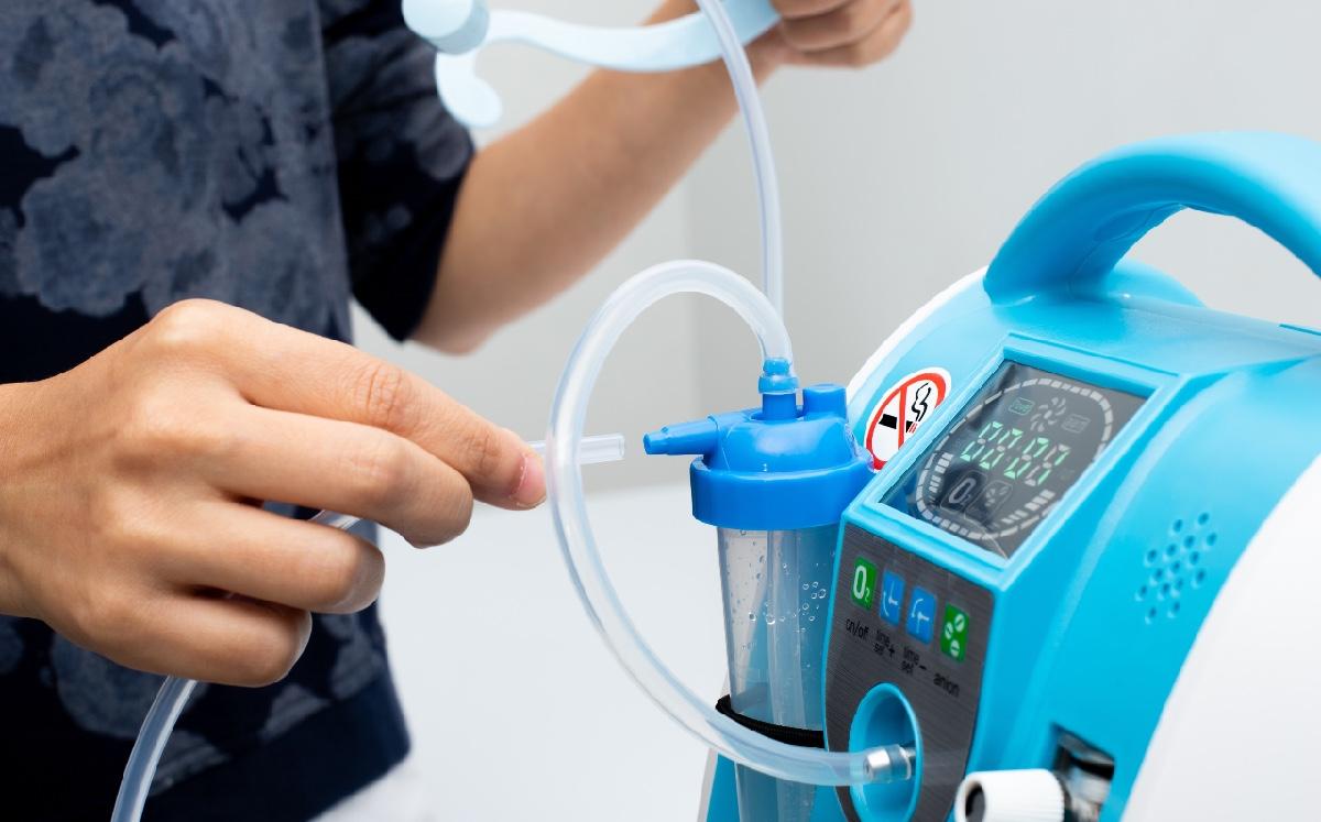 Advierten sobre uso de oxigenadores caseros