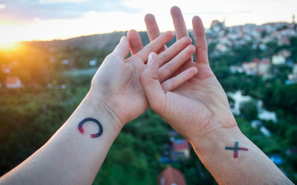 Tatuajes De Pareja Pacto De Amor O Error Eterno