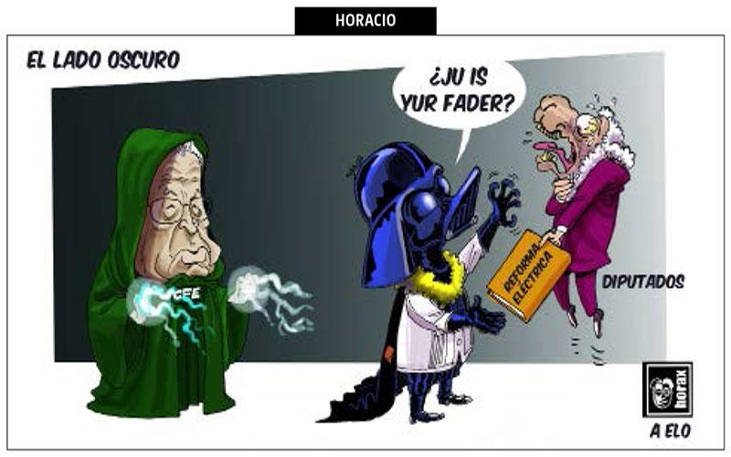 El lado oscuro - Horax