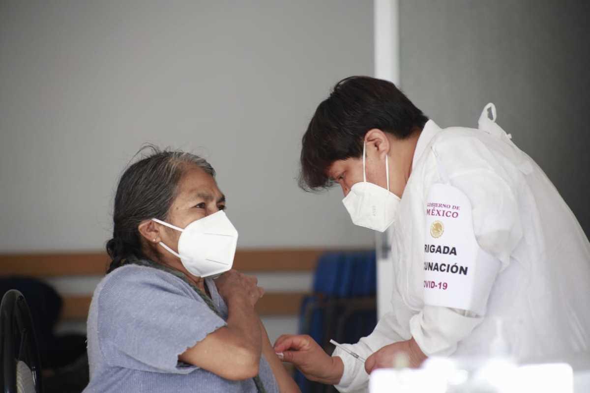 Vacuna covid en Tamaulipas; cancelan aplicación en ciudad Madero