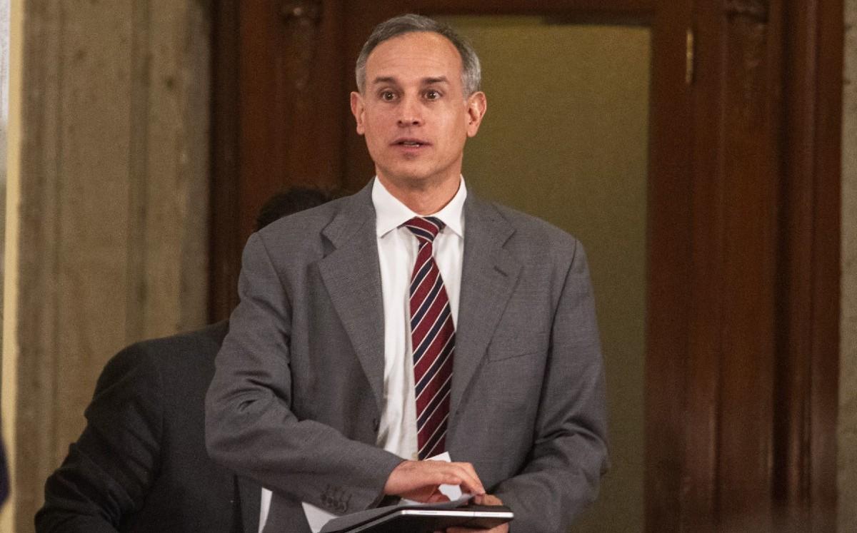 López-Gatell cumple 16 días de contagio y sin aparecer en público