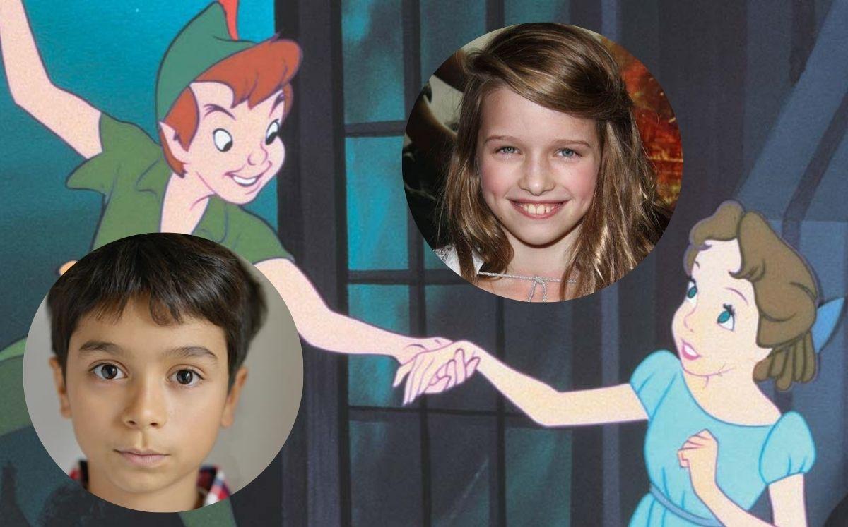 Peter Pan y Wendy, nueva película de Disney, arranca su rodaje