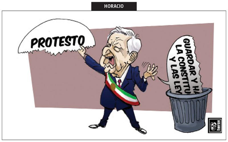 Protesto - Horax