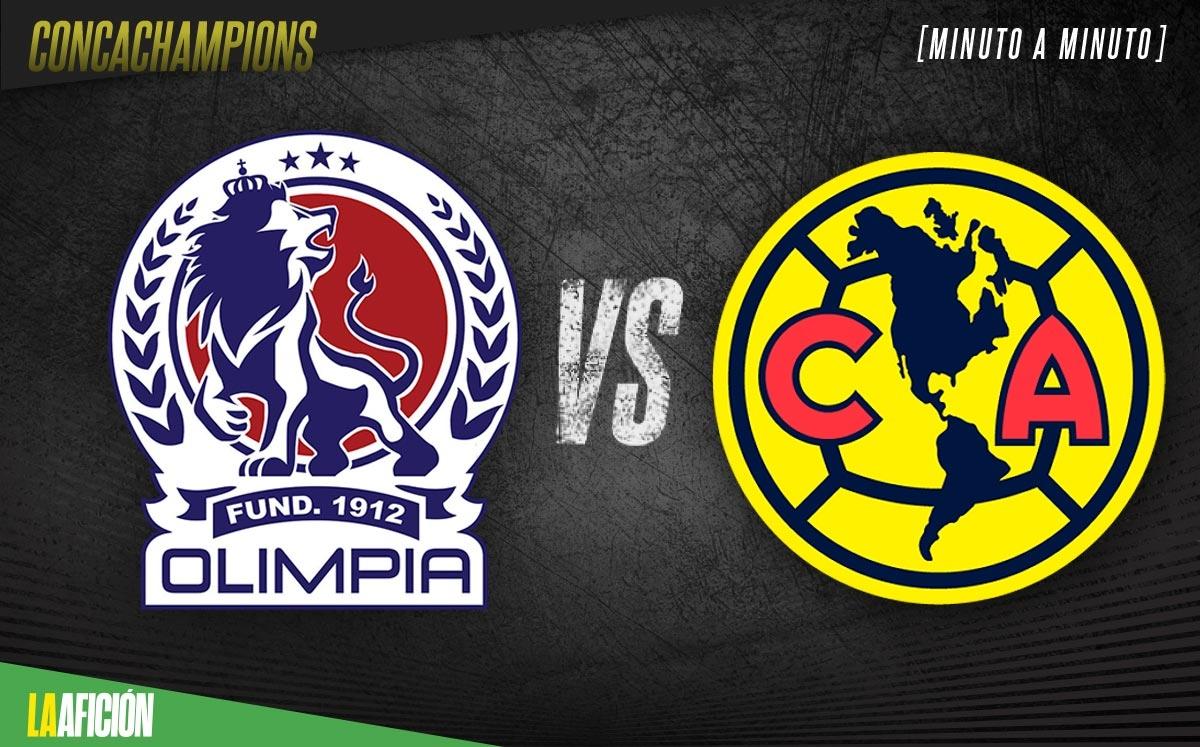 Olimpia vs Club América, Concachampions 2021: GOLES Y RESULTADO