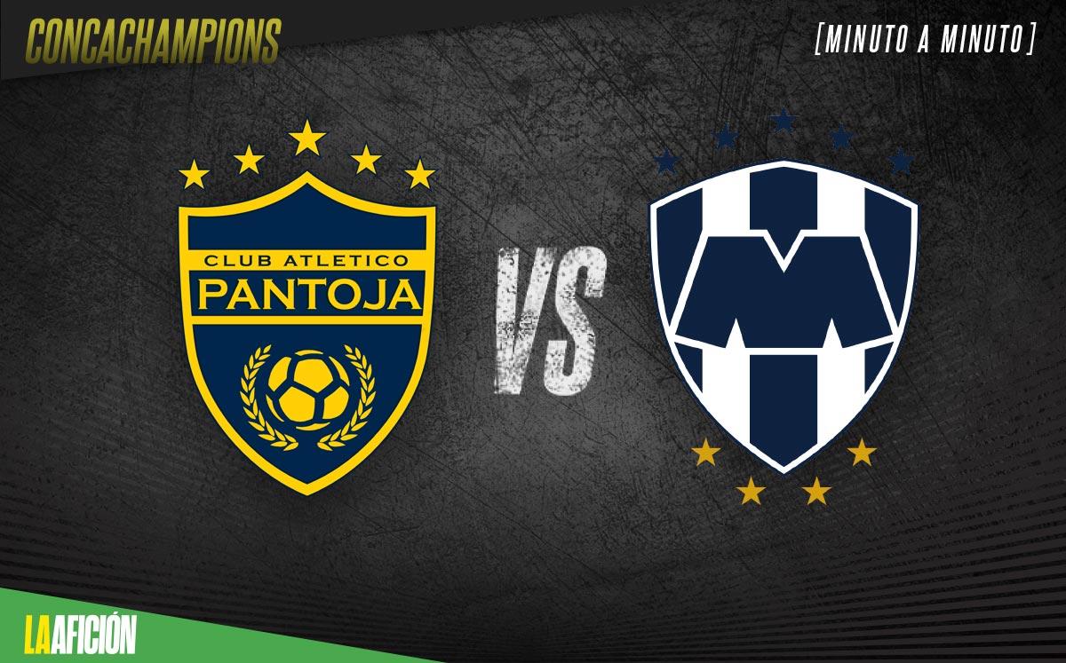 Atlético Pantoja vs Monterrey EN VIVO | Concachampions 2021