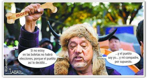 La guerra por Guerrero - Jabaz