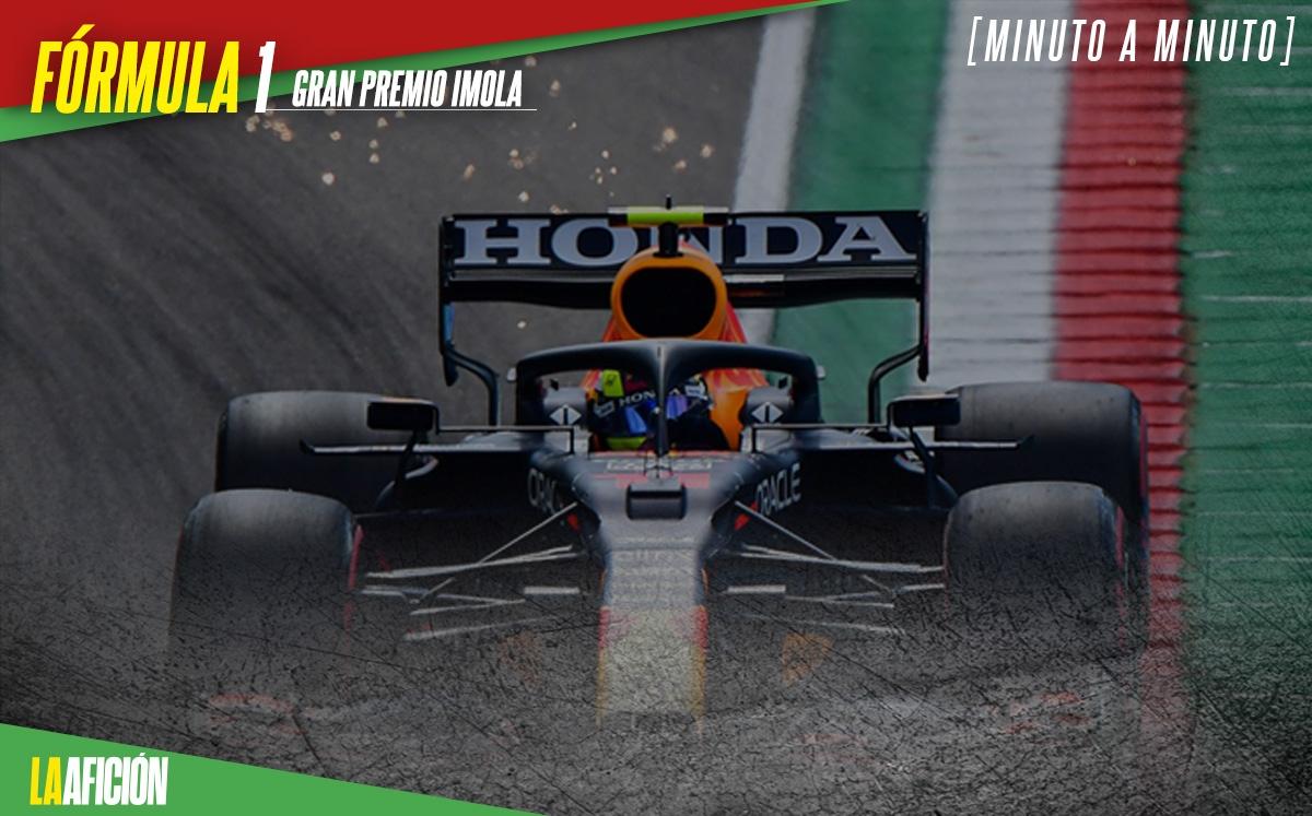 Gran Premio Emilia Romagna EN VIVO: Fórmula 1 - GP Imola 2021