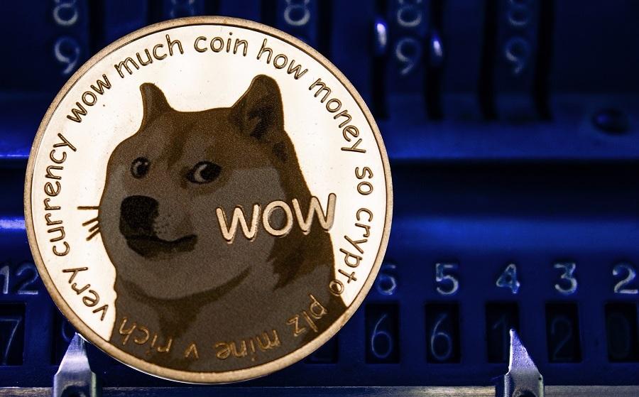 Dogecoin alcanza un valor de mercado de más de 55 mil mdd