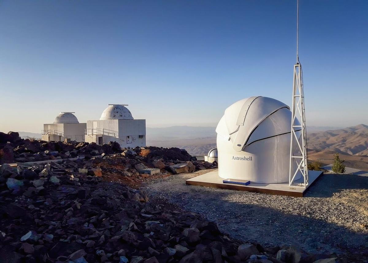 telescopio tbt dpa Nuestro País