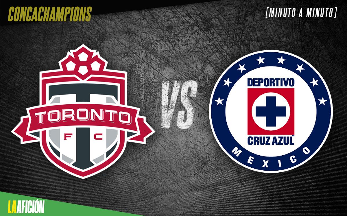 Toronto vs Cruz Azul EN VIVO: Cuartos Concachampions 2021