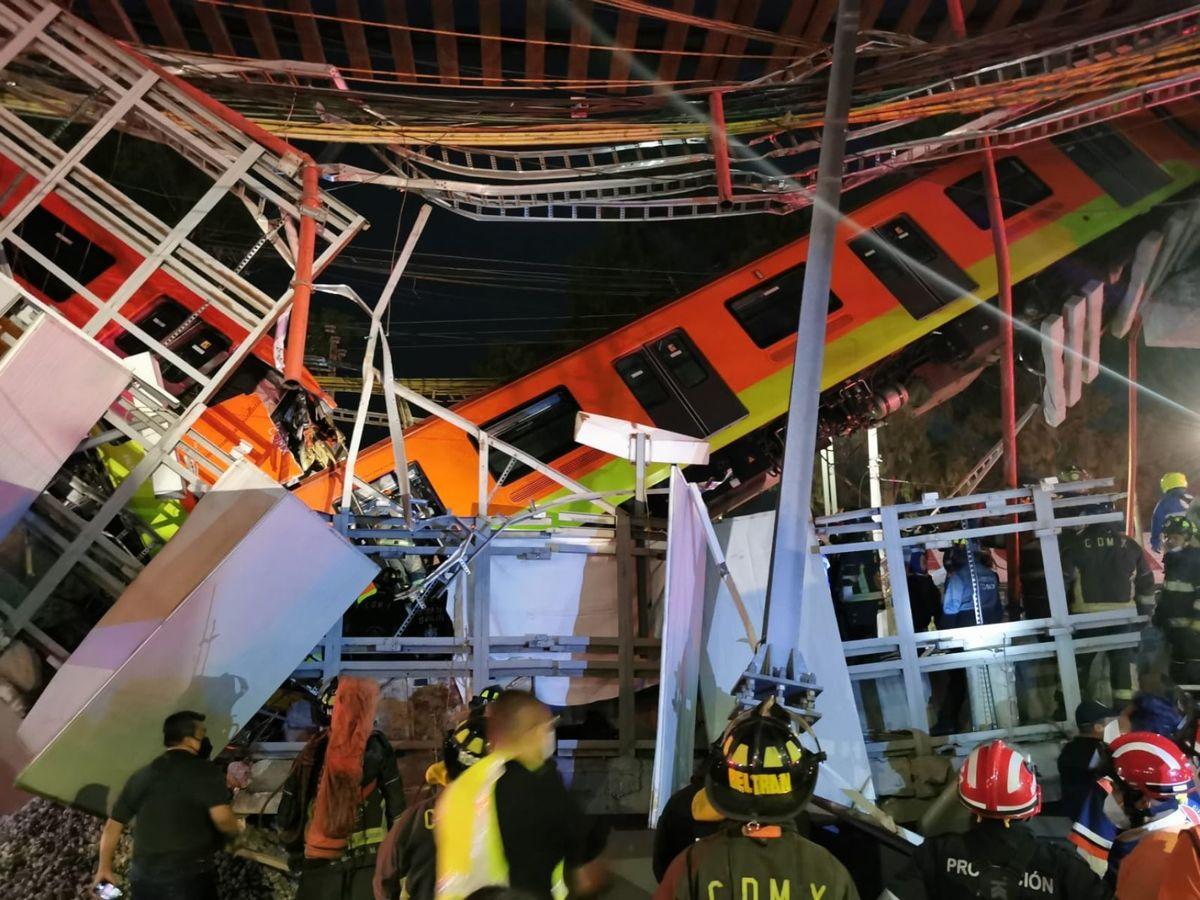 Qué pasó en accidente Línea 12 del Metro: Cronología de los hechos