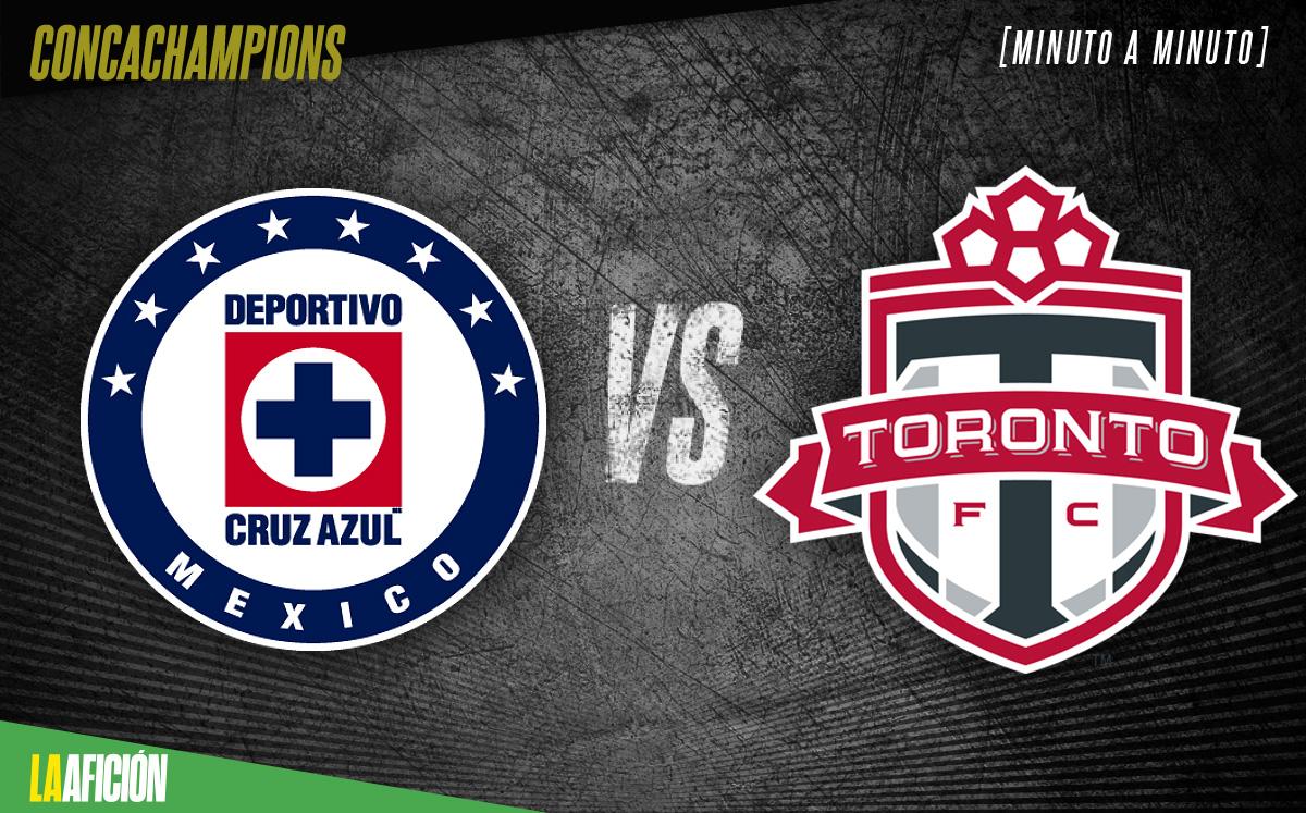 Cruz Azul HOY contra Toronto. La Concachampions 2021