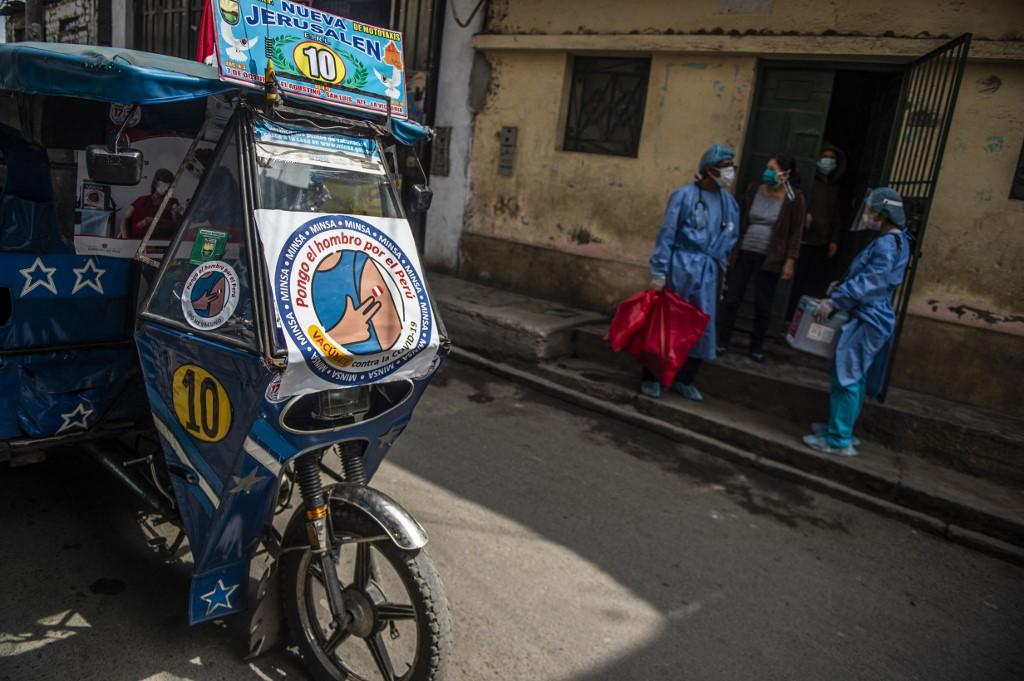 india conductor convierte mototaxi ambulancia Nuestro País