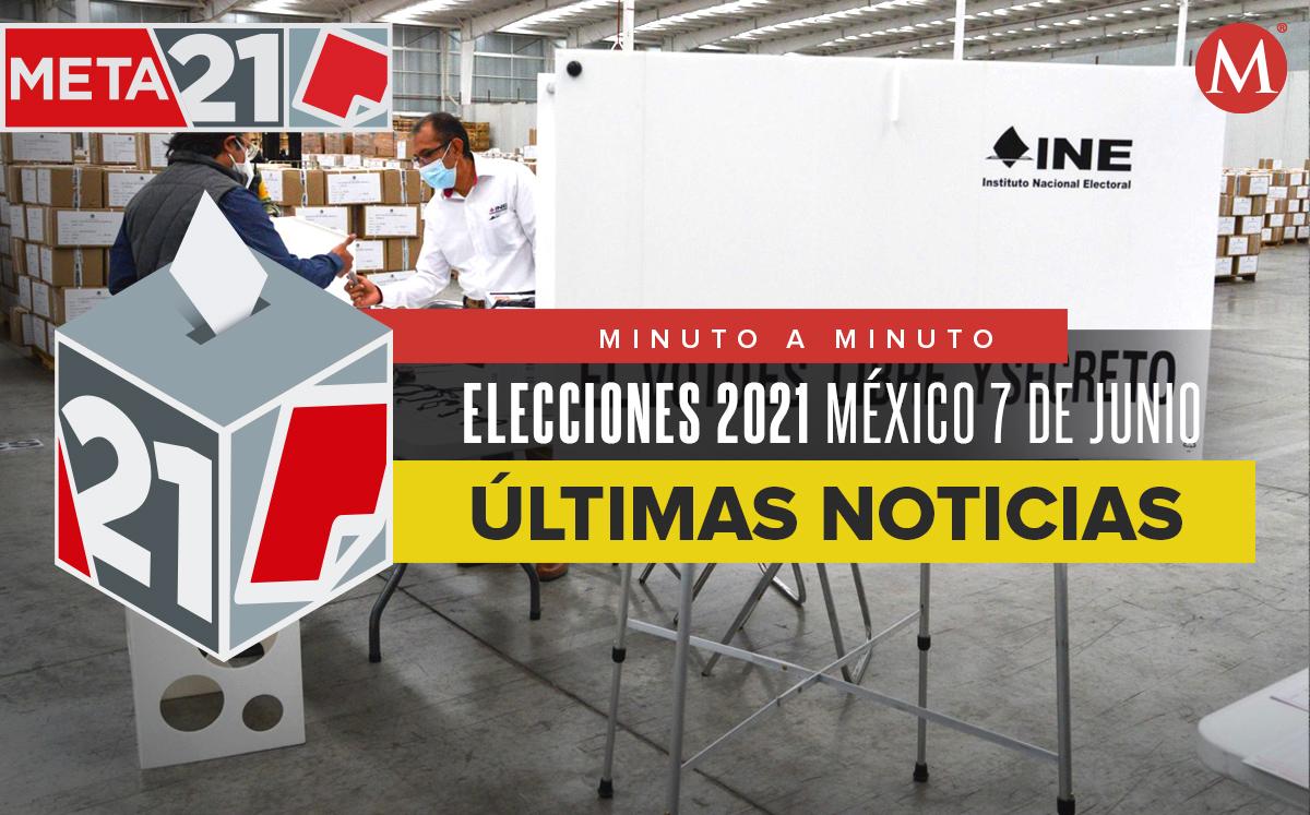 Resultados Elecciones México 2021: quién ganó por estado   Noticias