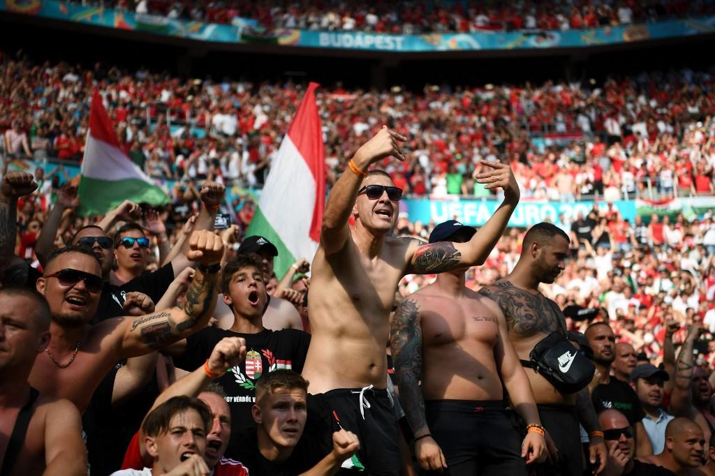UEFA investigará insultos racistas en la Arena Puskas en los partidos entre Hungría y Francia y Portugal
