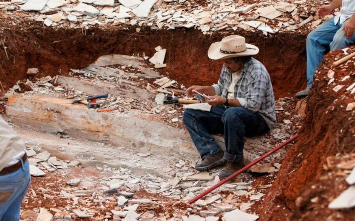Paleontólogos del Instituto de Geología (IGl) de la UNAM / Fotos: Cortesía de Kleyton Magno