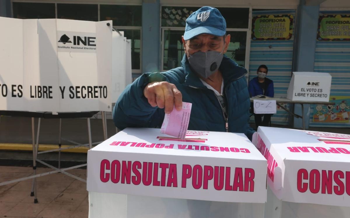 Consulta Popular 2021 EN VIVO: Votación a juicio contra expresidentes