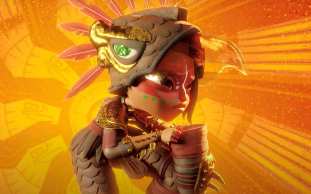 Maya y los tres: Netflix revela tráiler de miniserie   VIDEO