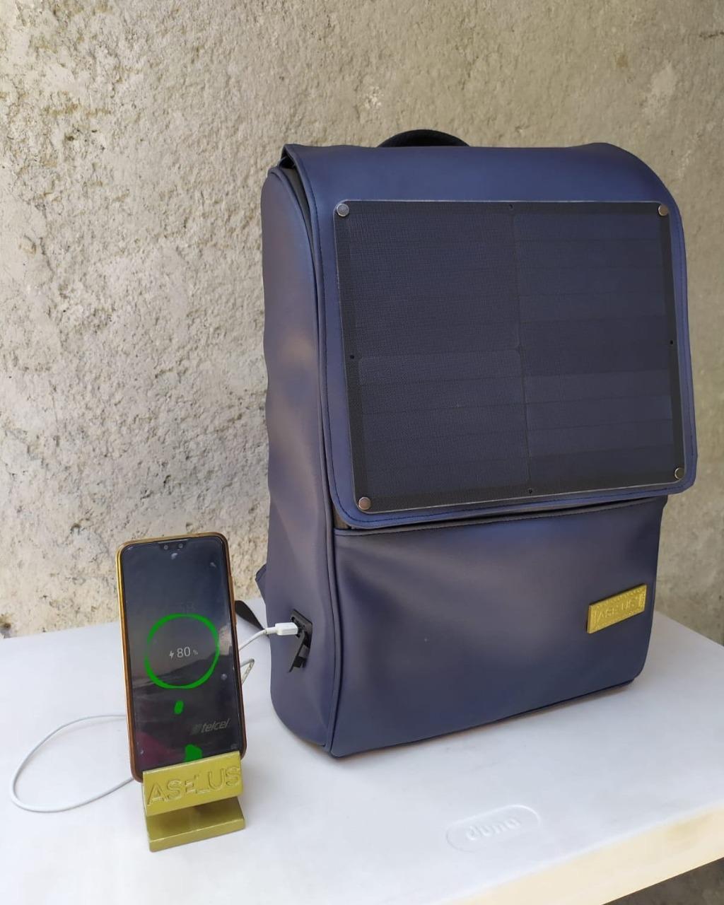 mochila de nopal