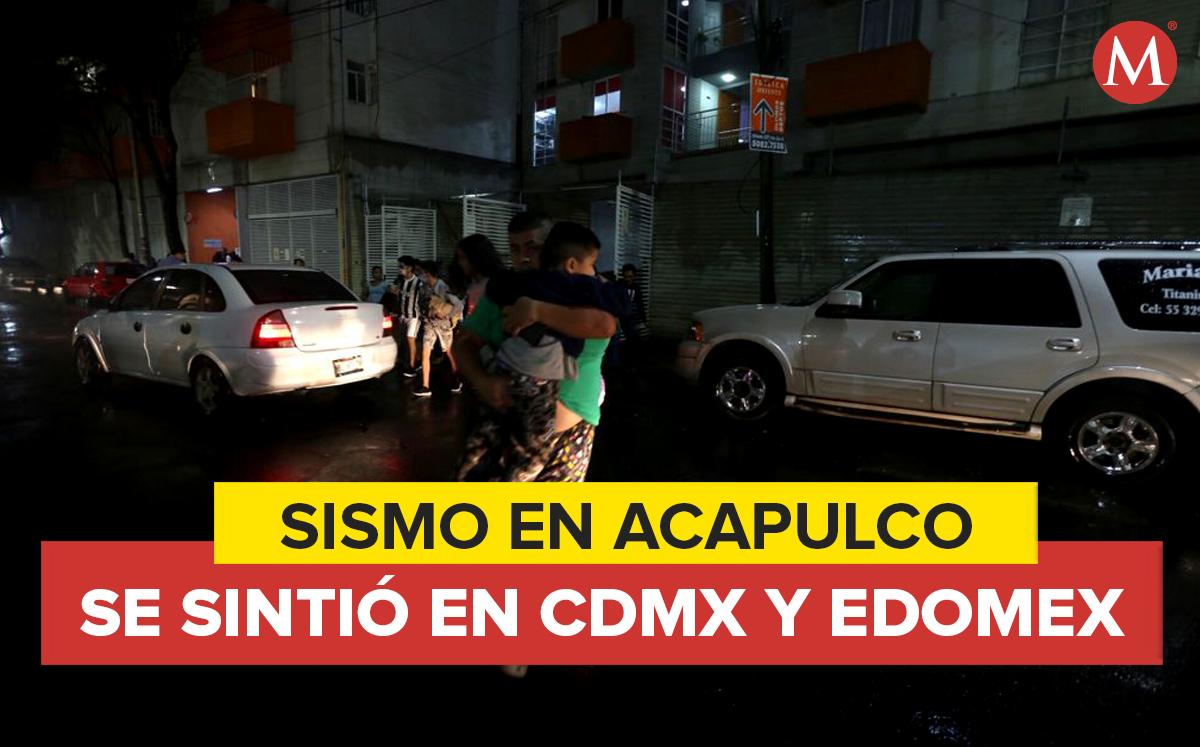 Temblor México 7 septiembre. Últimas noticias sismo magnitud 7.1