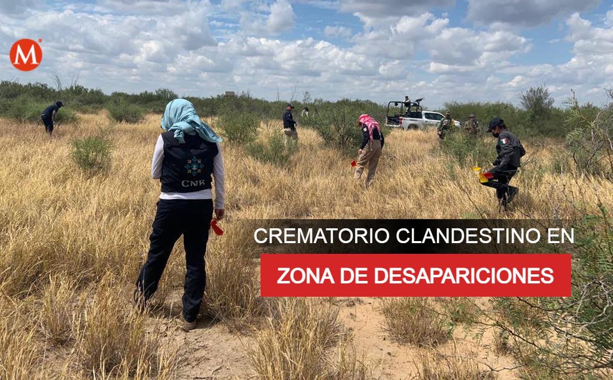 Encuentran nuevo centro de exterminio en Nuevo Laredo, Tamaulipas