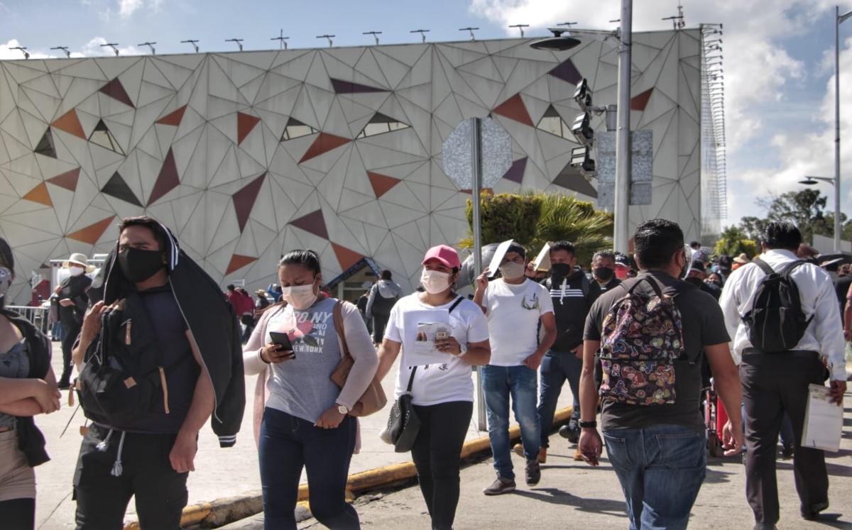 Vacunación para personas de 18 y más en Puebla capital inicia el 6 de octubre: Ssa