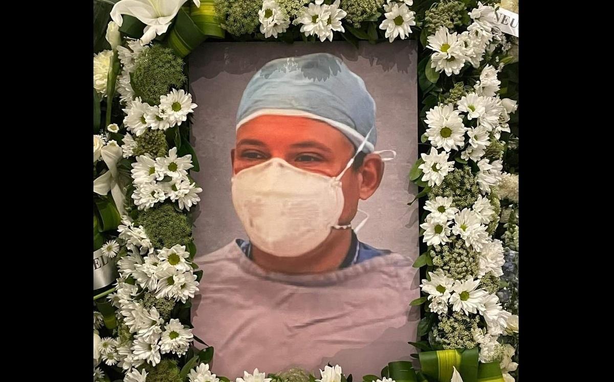 'Se llevaron a mi compañero de vida', dice esposa de neurocirujano asesinado en CdMx
