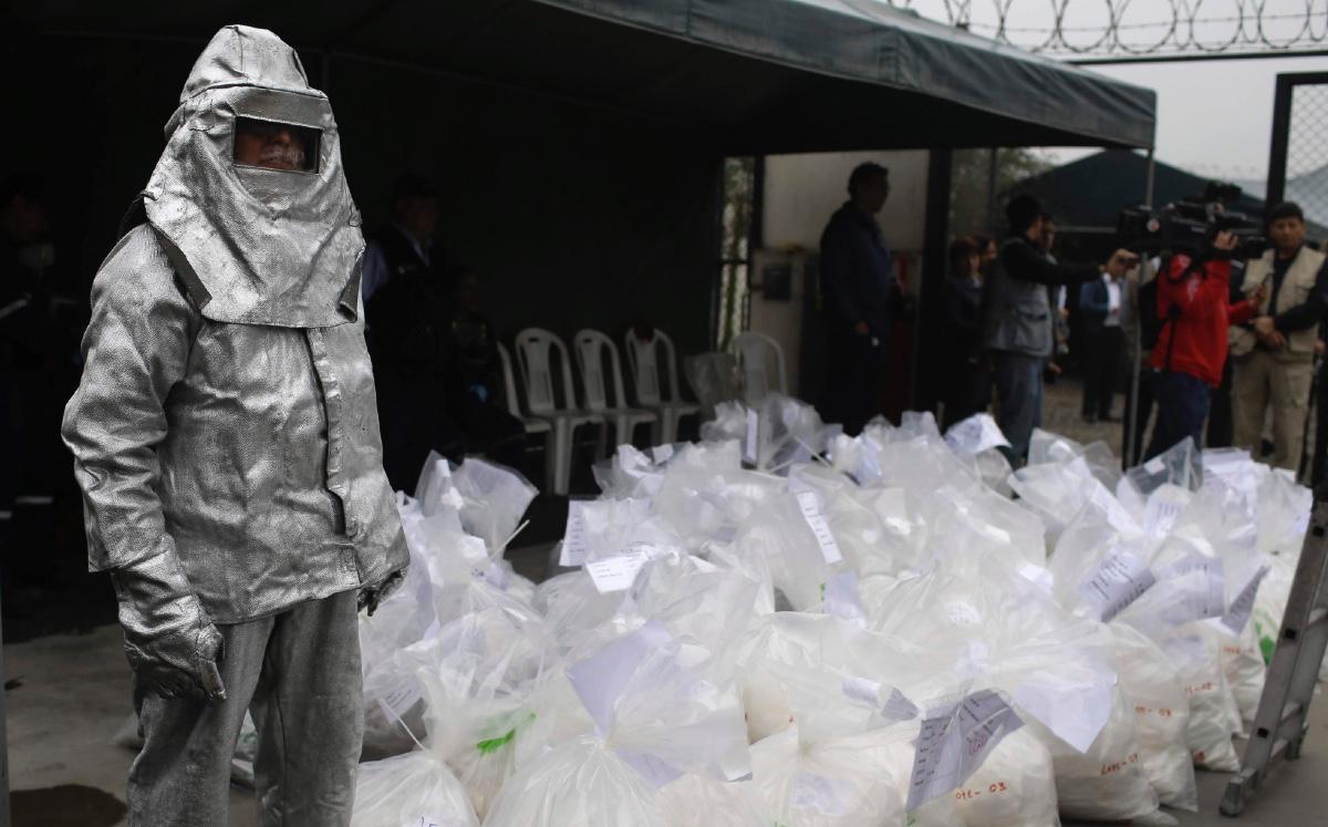 Cárteles mexicanos se afianzan en el tráfico de drogas a Europa