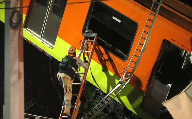 Carso niega culpa en la Línea 12 del Metro y pide investigar sobrecarga