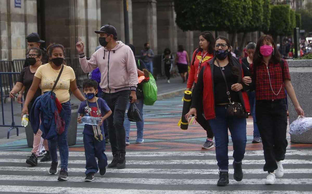 México suma 2 mil 980 nuevos casos de coronavirus en 24 horas