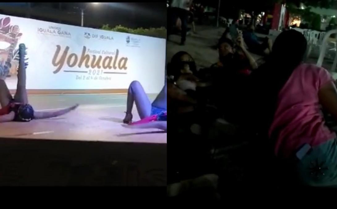 Reportan ataque armado en Iguala, Guerrero; hay dos heridos por turba