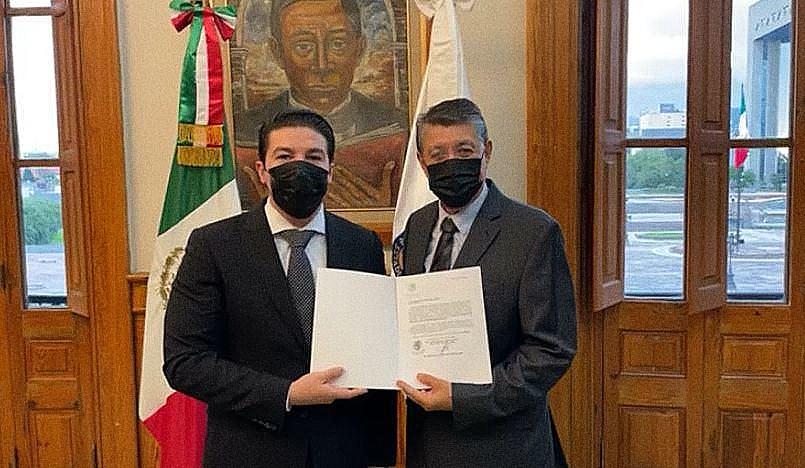 Samuel García nombra a directores de paraestatales